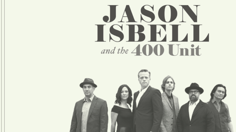 Jason Isbell and the 400 Unit concert rescheduled to August