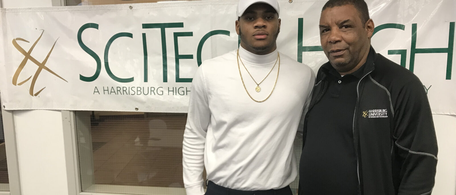 HU congratulates former student Micah Parsons as he heads to the NFL