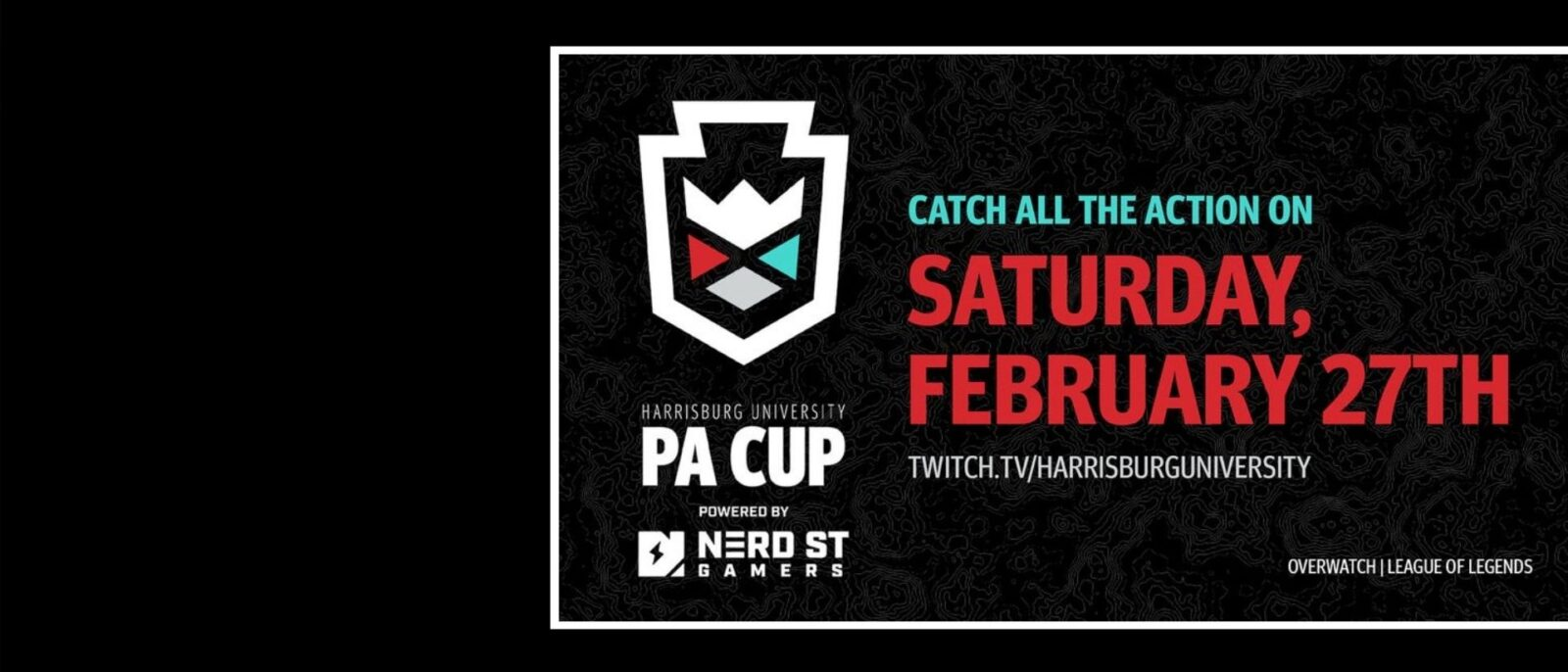Media features PA Cup Esports tournament set for this weekend